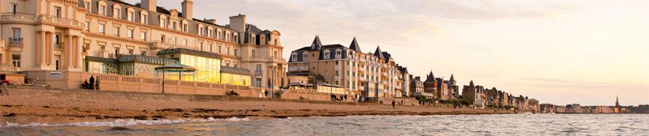 Les Thermes de St Malo